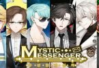 mystic messenger email answer